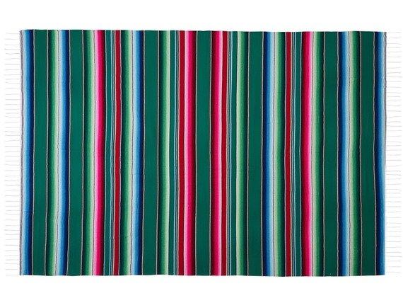 Duży Koc Meksykański 180 x 250 cm